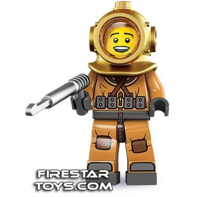 LEGO Minifigures - Diver