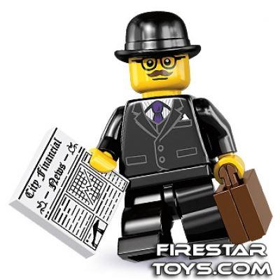 LEGO Minifigures - Businessman