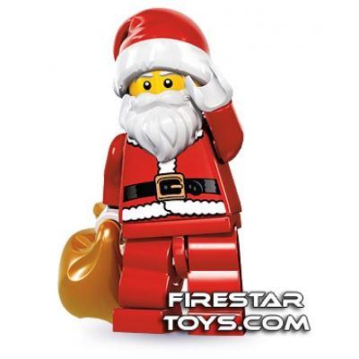 LEGO Minifigures - Santa
