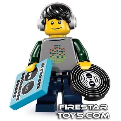 LEGO Minifigures - DJ