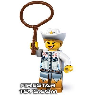 LEGO Minifigures - Cowgirl