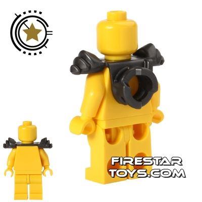 LEGO - Katana Scabbard - Pearl Dark Gray