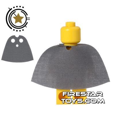 Custom Design Cape - Short - Dark Gray