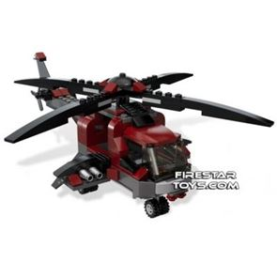 Custom Mini Set - Super Heroes - Wolverine's Chopper