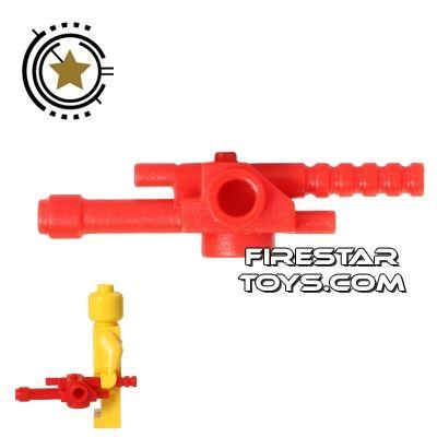 BrickForge - Particle Gun - Red