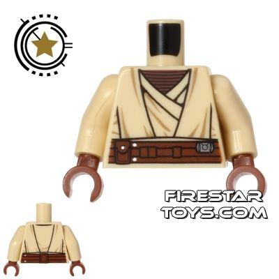 LEGO Mini Figure Torso - Star Wars Jedi Robe
