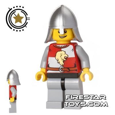 LEGO Castle Kingdoms - Lion Knight 13