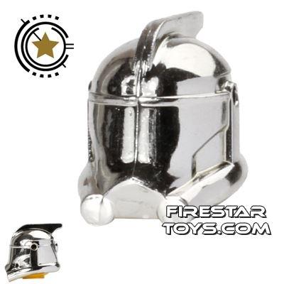 Clone Army Customs - ARC Helmet - Chrome Silver