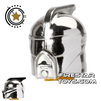 Clone Army Customs - Scuba Helmet - Chrome Silver