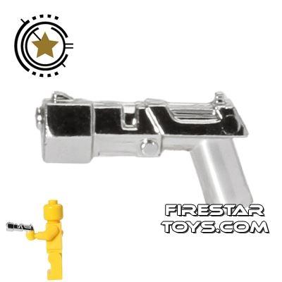 Clone Army Customs - E-9 Concept Pistol - Chrome Silver