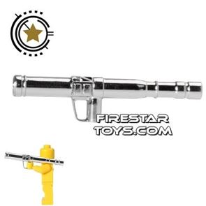 Clone Army Customs - Rocket Launcher - Chrome Silver