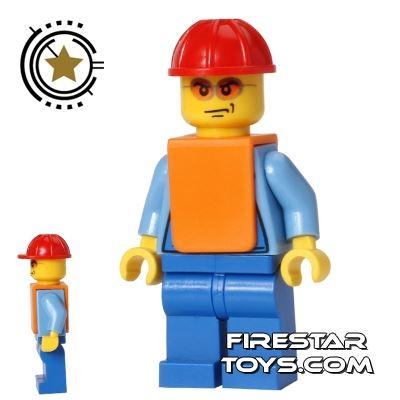 LEGO City Mini Figure - Lumberjack 1