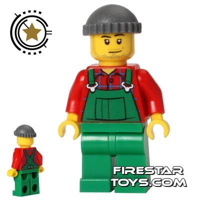 LEGO City Mini Figure - Farmer 5