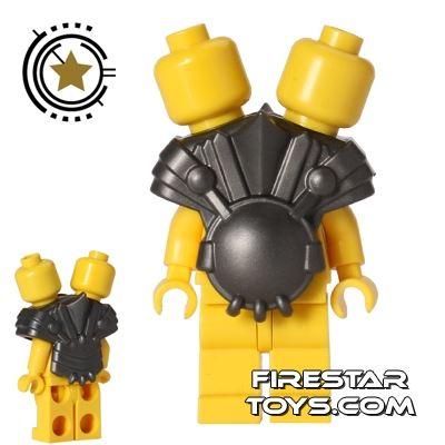 BrickWarriors - Ogre Armour - Steel