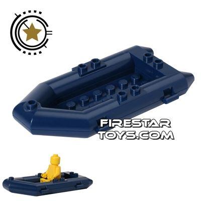 LEGO - Raft Boat - Dark Blue
