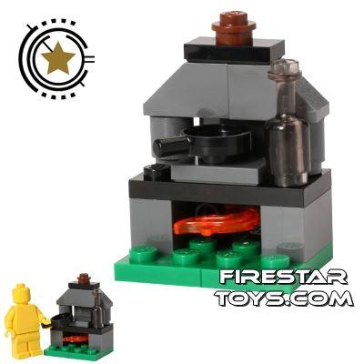 Custom Mini Set - Barbecue oven