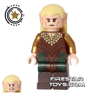 LEGO The Hobbit Mini Figure - Legolas Greenleaf