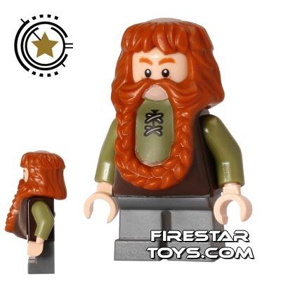 LEGO The Hobbit Mini Figure - Bombur the Dwarf