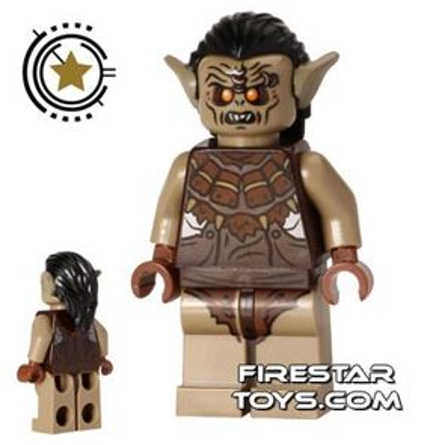 LEGO The Hobbit Mini Figure - Hunter Orc