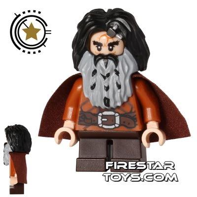 LEGO The Hobbit Mini Figure - Bifur the Dwarf
