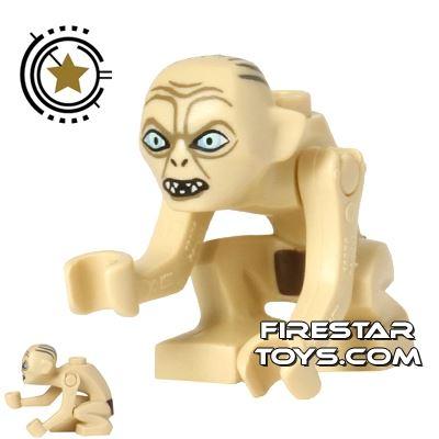 LEGO Lord of the Rings Mini Figure - Gollum - Narrow Eyes