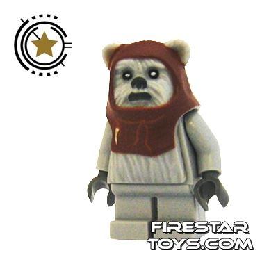 LEGO Star Wars Mini Figure - Ewok Chief Chirpa