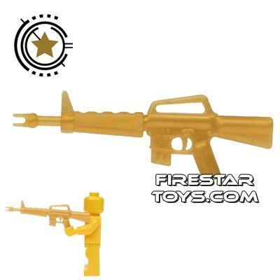 SI-DAN - M16A1 - Pearl Gold