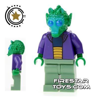 LEGO Star Wars Minifigure Onaconda Farr