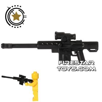 Brickarms - Ferret M82 - Black
