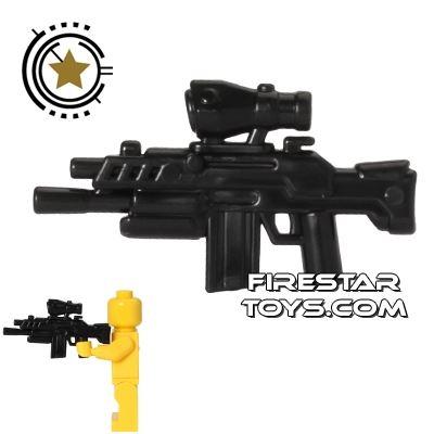 Brickarms - Arbiter Assault - Black