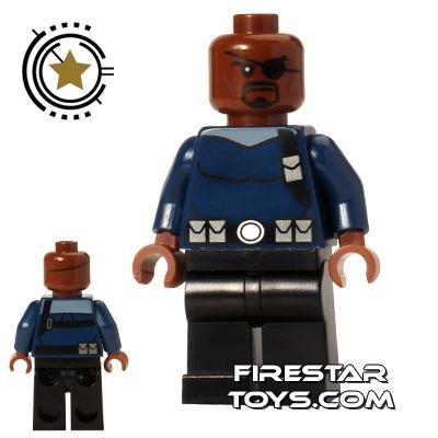 LEGO Super Heroes Mini Figure - Nick Fury