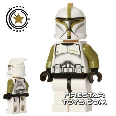 LEGO Star Wars Mini Figure - Clone Trooper Sergeant