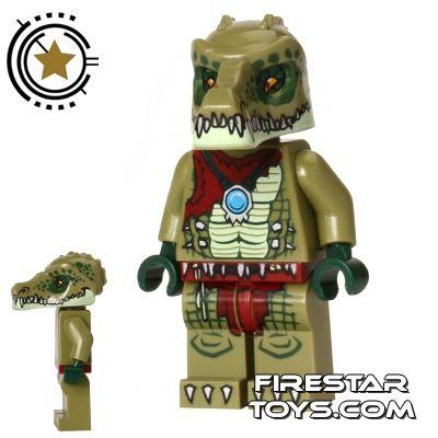 LEGO Legends of Chima Mini Figure - Crawley