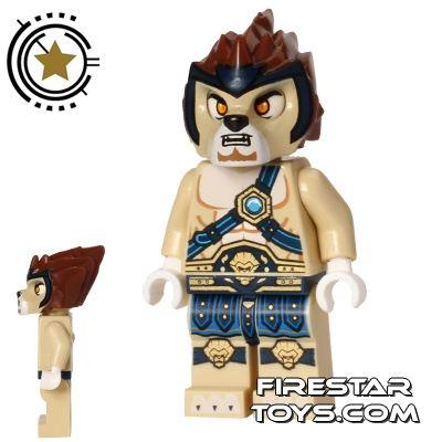 LEGO Legends of Chima Mini Figure - Lennox