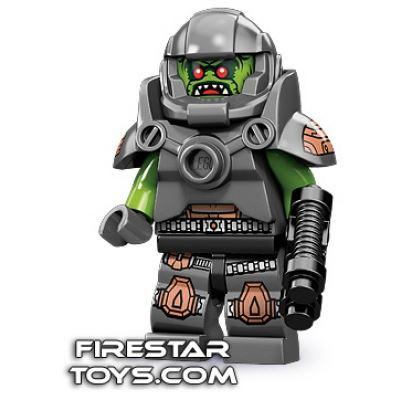 LEGO Minifigures - Alien Avenger