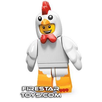 LEGO Minifigures - Chicken Suit Guy