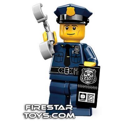 LEGO Minifigures - Policeman
