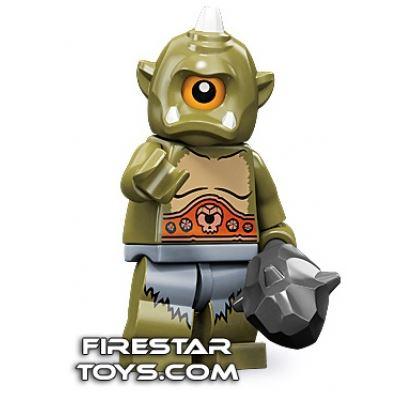 LEGO Minifigures - Cyclops
