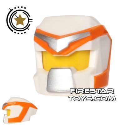 LEGO Space Helmet with Open Visor