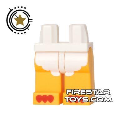 LEGO Mini Figure Legs - Chicken