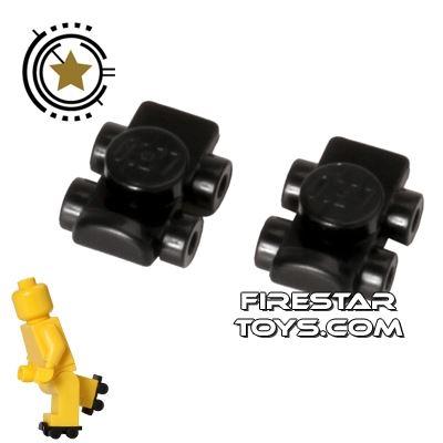 LEGO - Roller Skates - Black