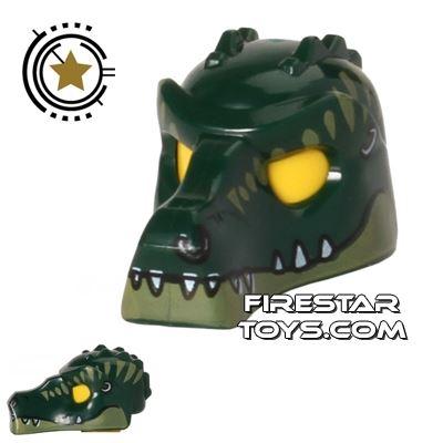 LEGO Crocodile Headcover Crooler