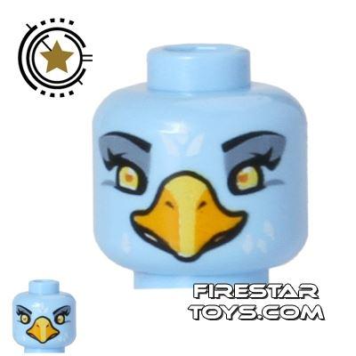 LEGO Mini Figure Heads - Eagle - Eris