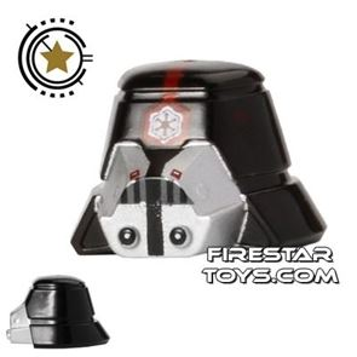 LEGO Sith Trooper Helmet