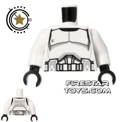 LEGO Mini Figure Torso - Clone Trooper