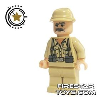 LEGO Indiana Jones Mini Figure - German Soldier 4