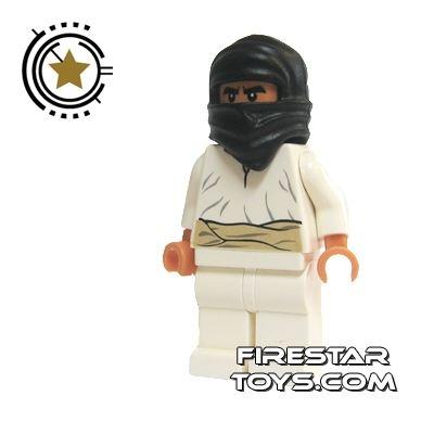 LEGO Indiana Jones Mini Figure - Cairo Thug