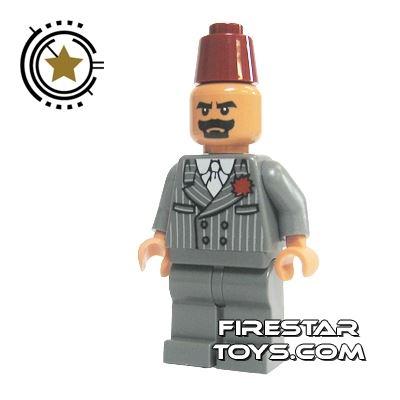 LEGO Indiana Jones Mini Figure - Grail Guardian