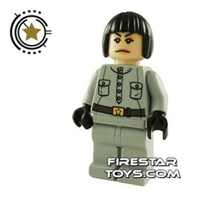 LEGO Indiana Jones Mini Figure - Irina Spalko