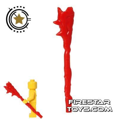 BrickForge - Wizard Staff - Red